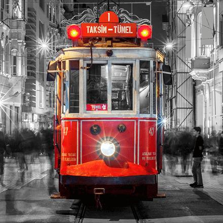 İstanbul 'da Huzur Bulacağınız Yerler