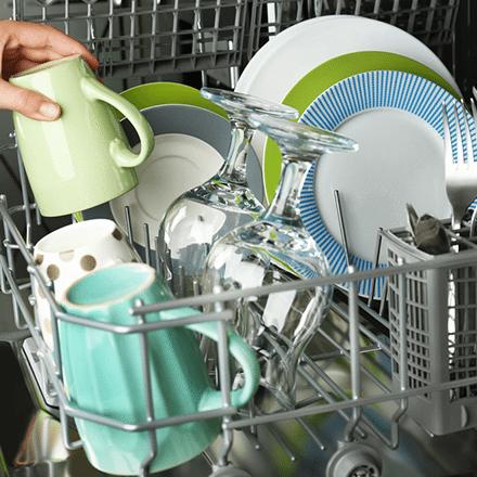 Bulaşık Makinesi Kullanımı