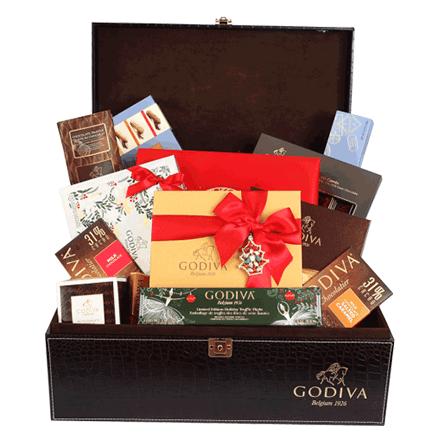 En Tatlı Yeni Yıl Hediyeleri Godiva'dan