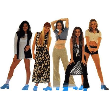 90larda Kıyafet Modası