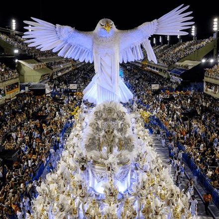 Dünya'nın En Ünlüsü Rio Karnavalı