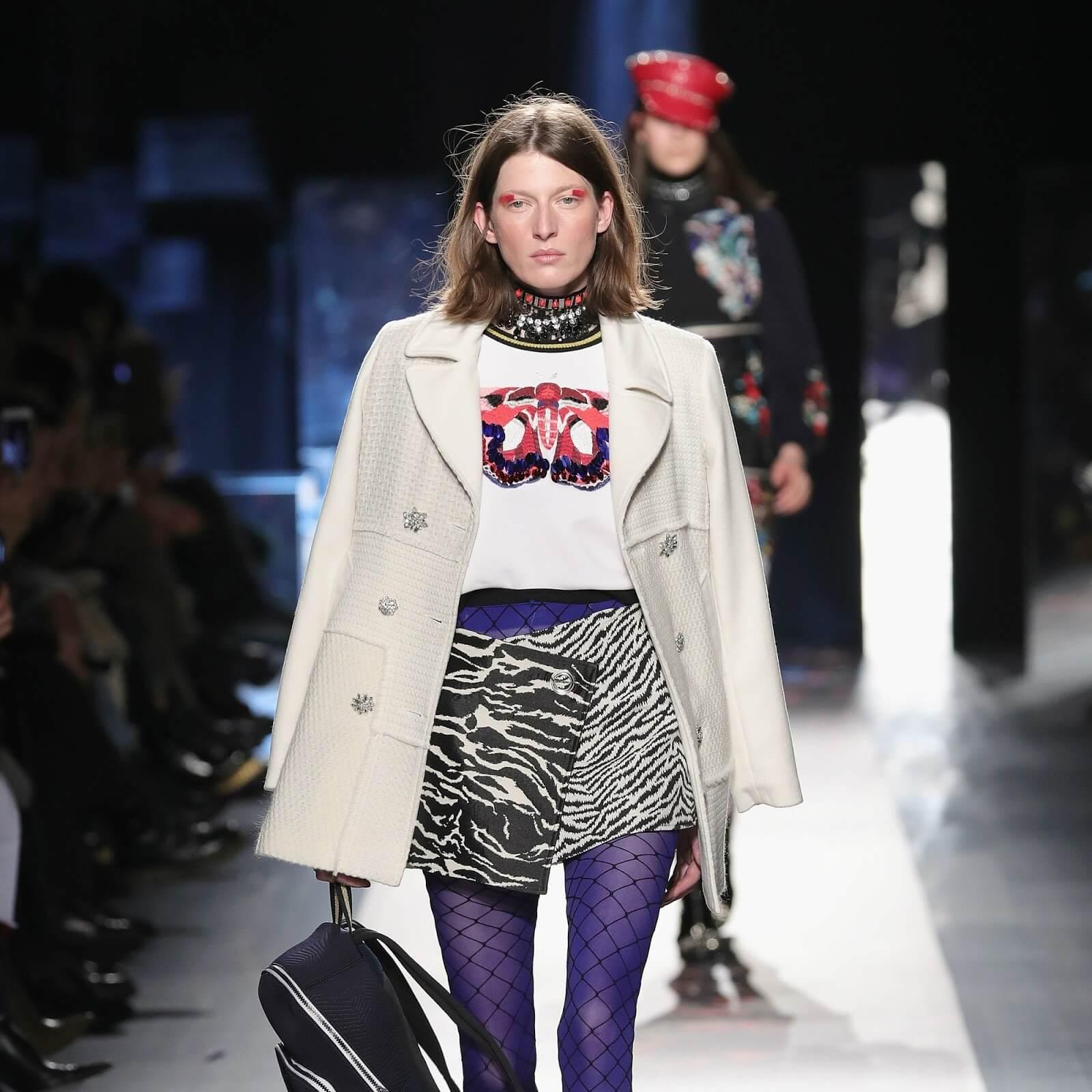 Sezonun yükselen modası Shearling ceketler