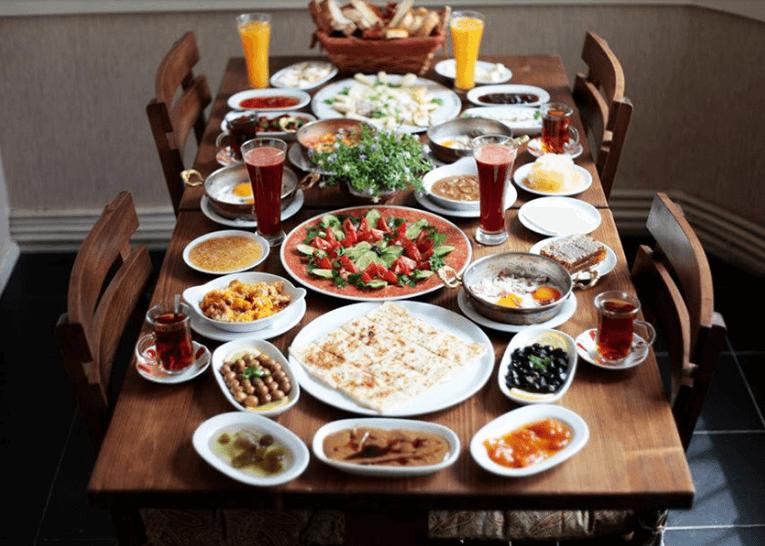 En İyi Kahvaltı Mekanları