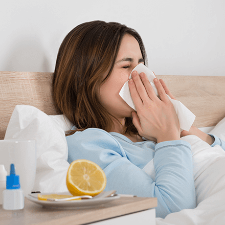 Yetersiz Uyku Grip Riskini Arttırıyor