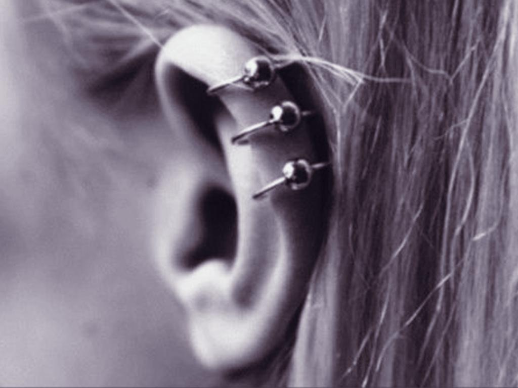 28 Şık Kulak Piercingleri 2017