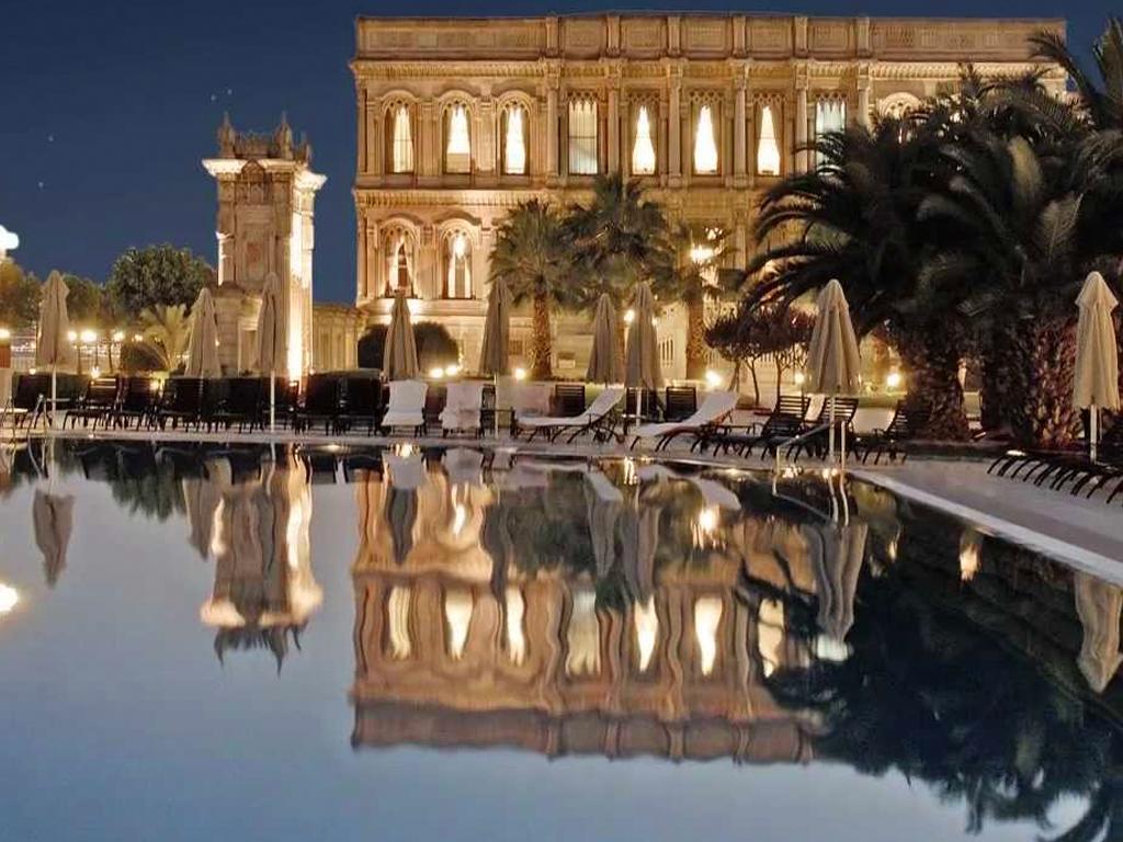 İstanbul'da Havuz Keyfi Yapabileceğiniz Mekanlar