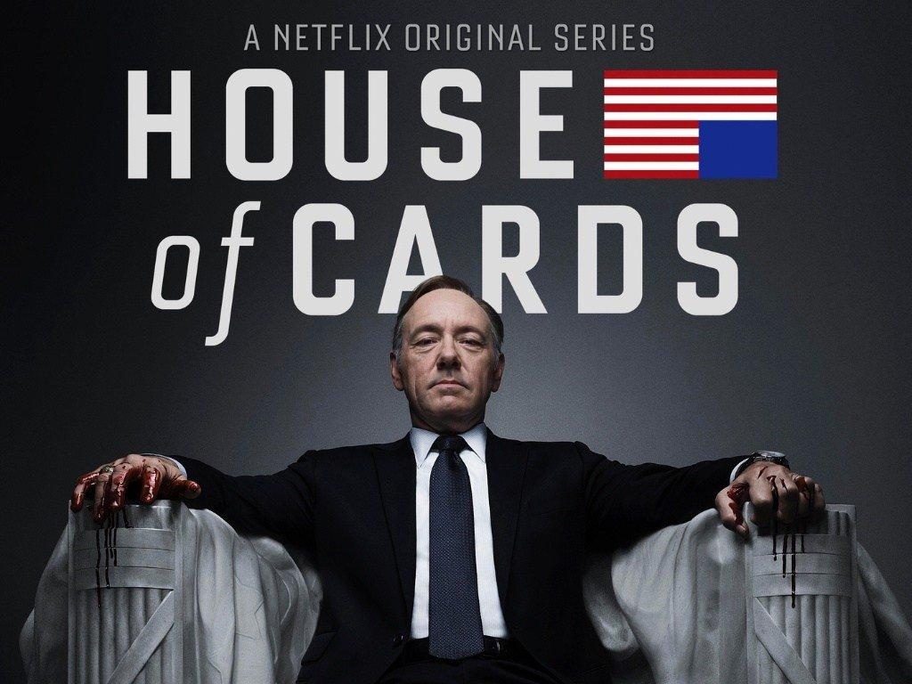 House of Cards / IMDb: 9.0 ile ilgili görsel sonucu