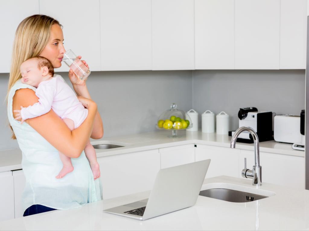 Emziren annelerde grip nasıl geçer