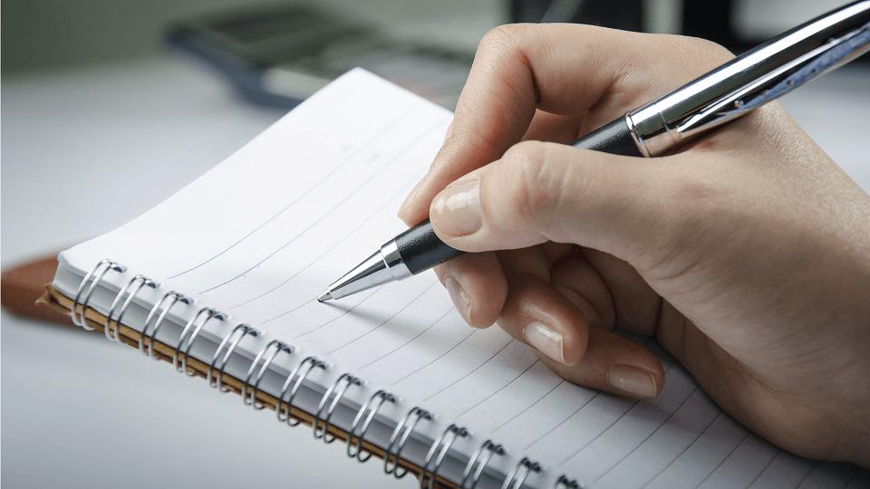 Etkili Not Tutmak İsteyenler İçin 4 Küçük Öneri,