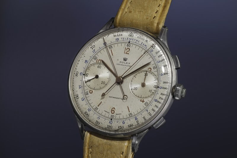 Rolex Antimagnetique Ref. 4113 (2.4 Million USD)