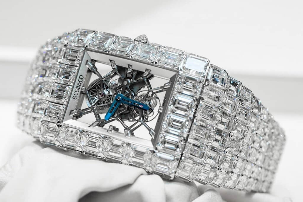 &^&^#Jacob & Co. Billionaire Watch (18 Million USD)#^&^&