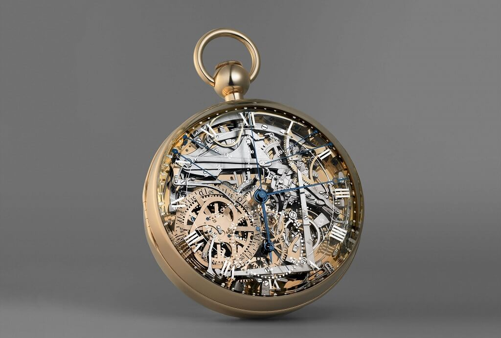Breguet Marie-Antoinette Grande Complication Pocket Watch (30 Million USD)