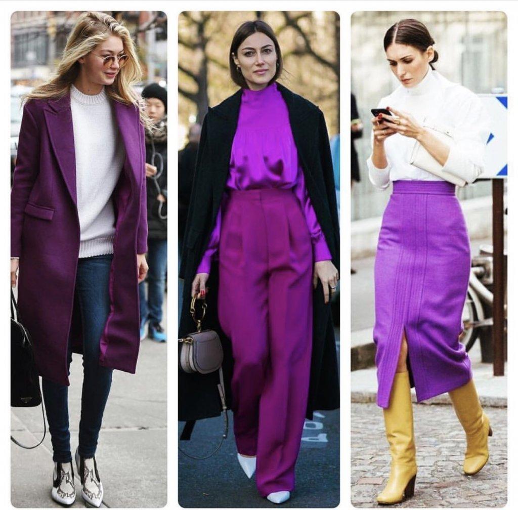 2018 Yılının Rengi: Ultra Violet