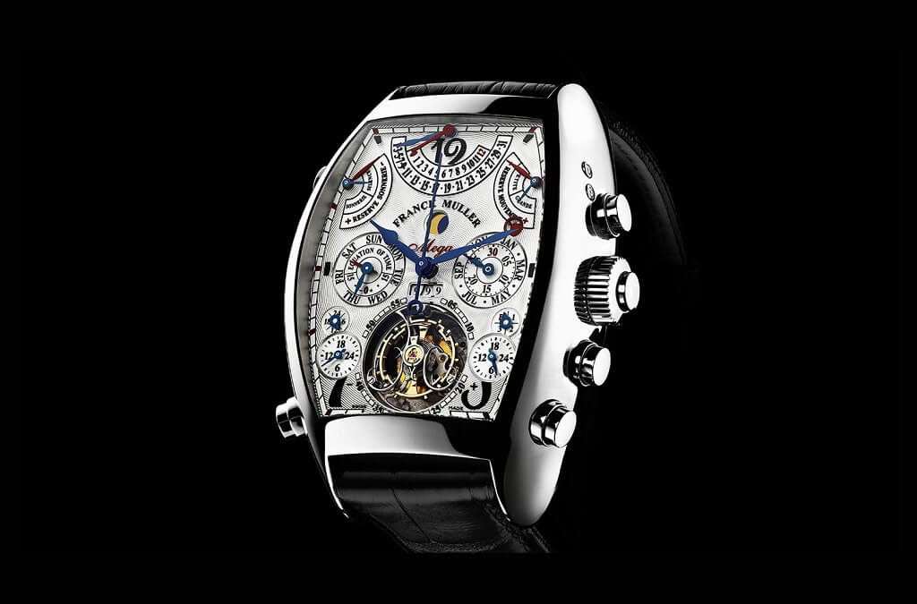 Franck Muller Aeternitas Mega 4 (2.7 Million USD)