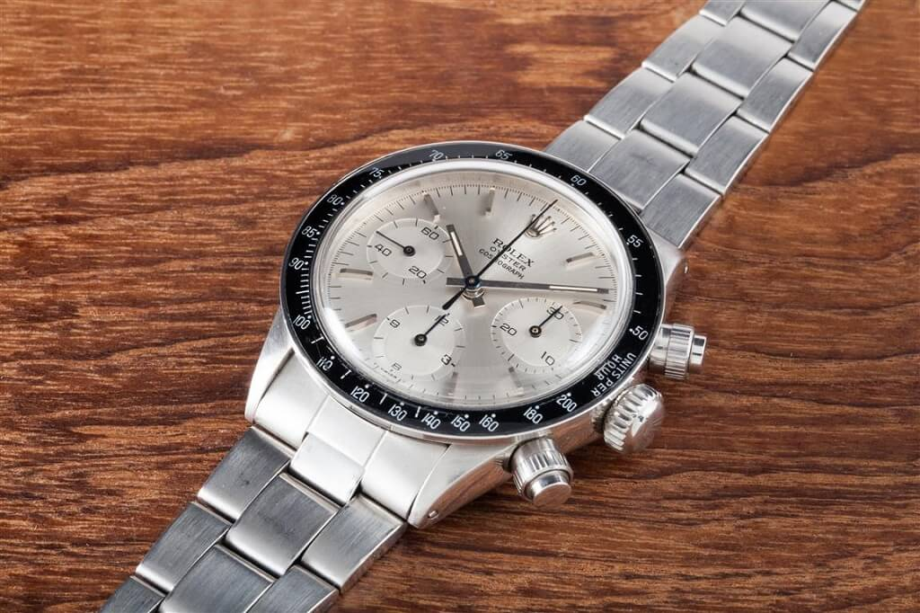 Rolex Daytona Ref. 6263 Oyster Albino (4 Million USD)