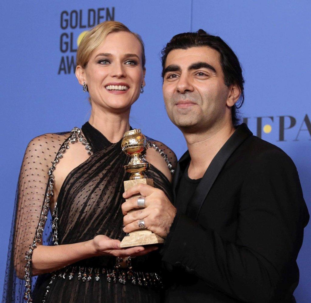 75.Altın Küre Ödüllerinde Kadın'ın Sesi